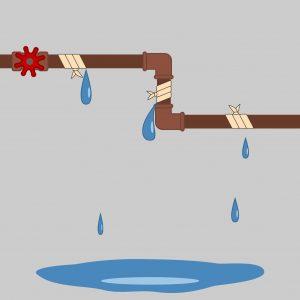 detecteur de fuite d'eau